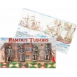 Set of 4 Famous Tudor A..