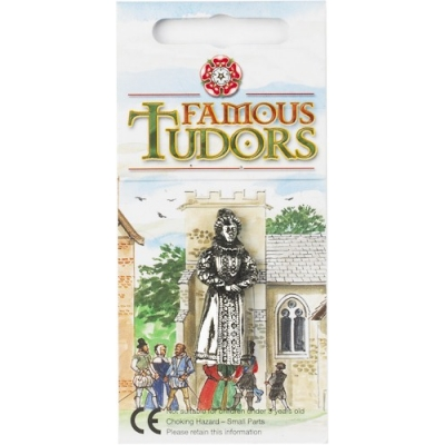 Single Tudor Figure - E..