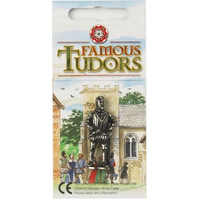 Single Tudor Figure - Sir Francis Drake