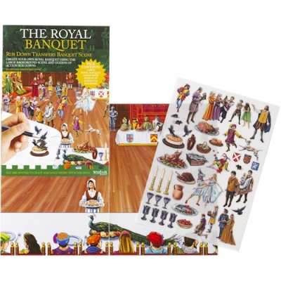 Royal Banquet Transfer Pack