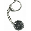 Tudor Rose Key-Ring