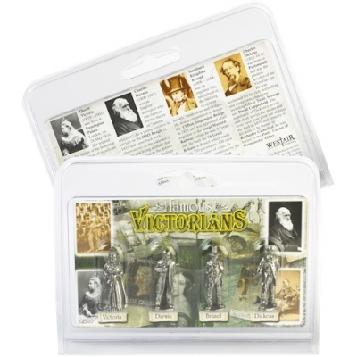 Victorian Pack of 4 Min..