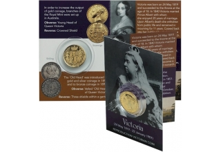 Queen Victoria Coin Pack - Sovereign