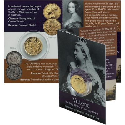 Queen Victoria Coin Pac..
