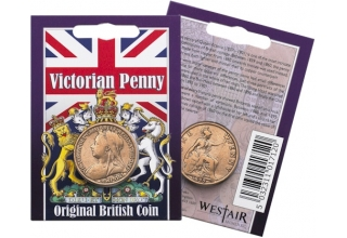 Penny Coin Pack - Victoria
