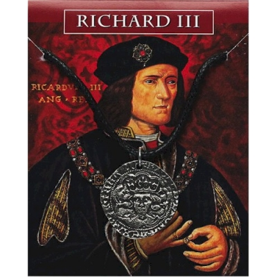Richard III Coin Pendan..