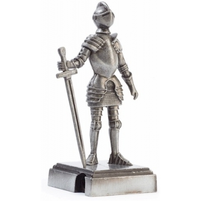 Knight Pencil Sharpener - 9.5cm