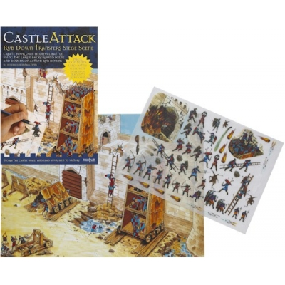 Castle Attack Transfer Pack