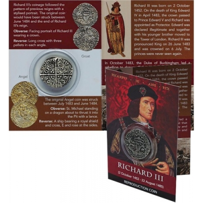 Richard III Coin Pack - Groat