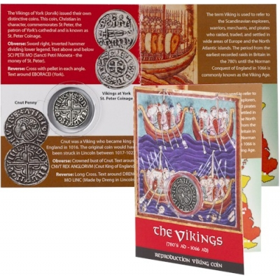Viking Coin Pack - Cnut..