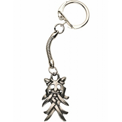 Odin's Mask Key-Ring