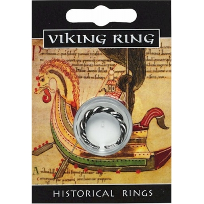 Viking Twist Ring - Pew..