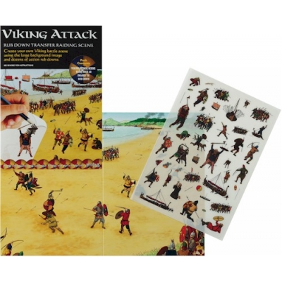 Viking Attack Transfer Pack