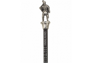 Viking Figure Pencil Topper