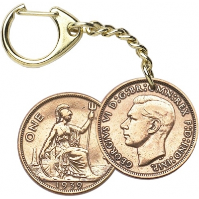 Penny Key-Ring - George..
