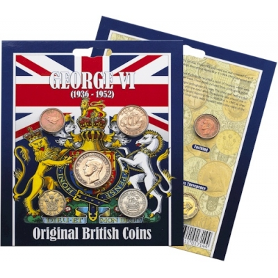 George VI Coin Collecti..