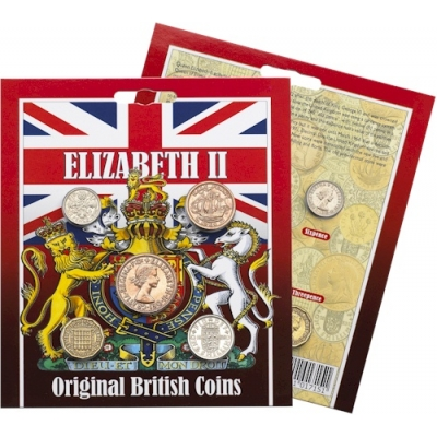 Elizabeth II Coin Colle..