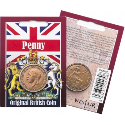 Penny Coin Pack - George V