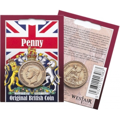 Penny Coin Pack - George VI