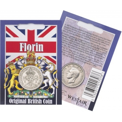 Florin Coin Pack - George VI