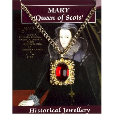 Mary Queen of Scots Gem Pend..