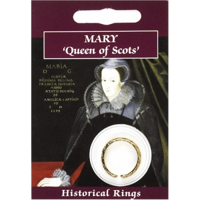 Mary Queen of Scots Ring - G..