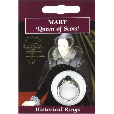 Mary Queen of Scots Gem Ring..