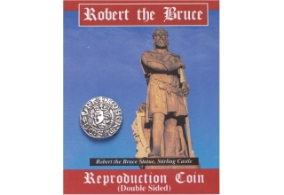 Robert The Bruce Coin Pack