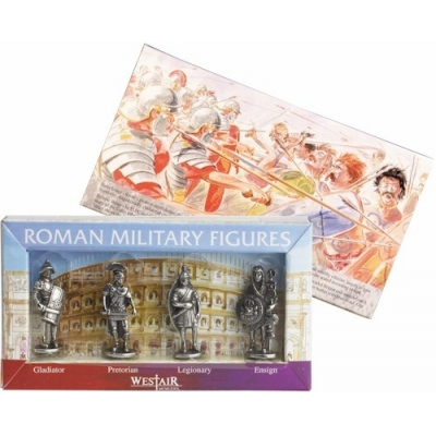 Set of 4 Romans in Box