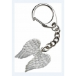 Angel Wings 2 Keyring