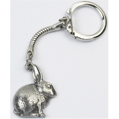 Rabbit Key-Ring