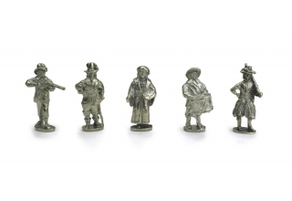 Rembrandt, The Night Watch, Figurines