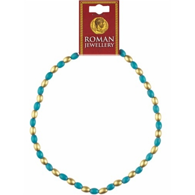 Roman Turquoise & Gold ..