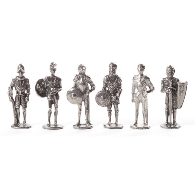 Knights, Set of 6 Figur..