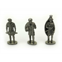 Roman Legion, Set of 6 Figurines