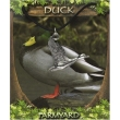 Duck Pendant - Pewter