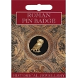 Roman Owl Pin Badge - G..