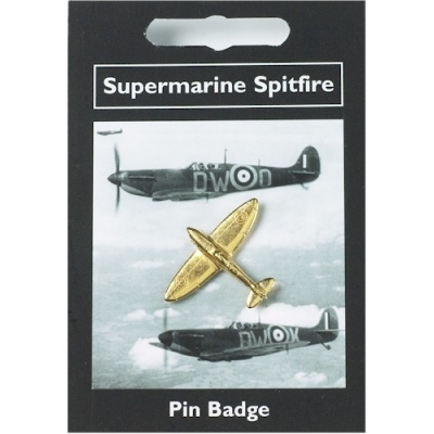 Supermarine Spitfire Pin Bad..