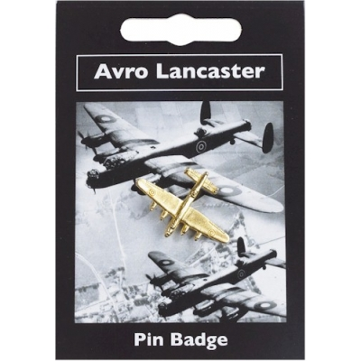 Avro Lancaster Pin Badge - G..
