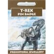 T-Rex Pin Badge