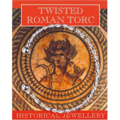 Twisted Roman Torc - Si..