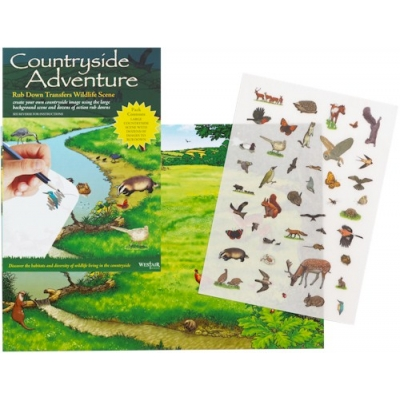 Countryside Adventure Transfer Pack