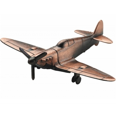 Spitfire Pencil Sharpener - 11.5cm
