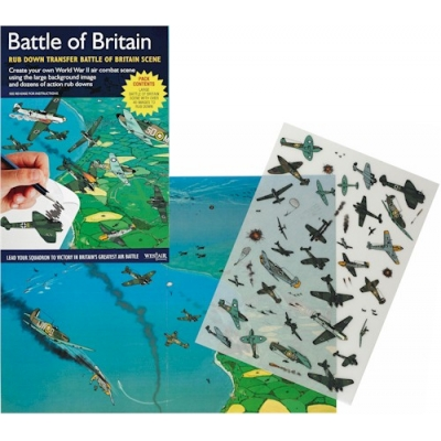 Battle of Britain Transfer Pack
