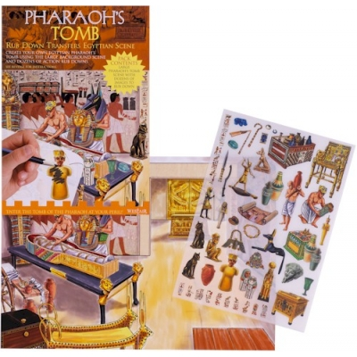 Pharaoh's Tomb Transfer Pack