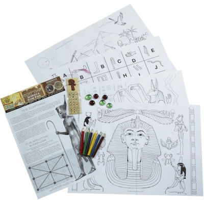 Egyptian Activity & Game Pack