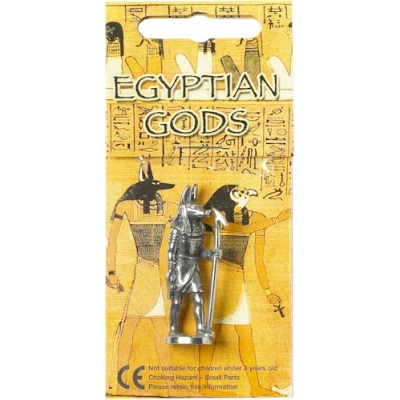 Single Egyptian God Figure