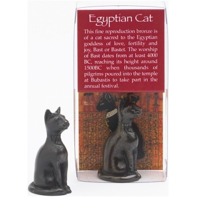 Mini Egyptian Cat