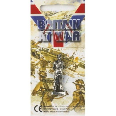 Single Britain at War Figure..