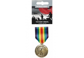 Full-Size Victory Medal Replica